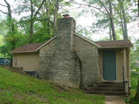 The Generals Cabin by Kentucky S General Butler State Resort Park The Makes