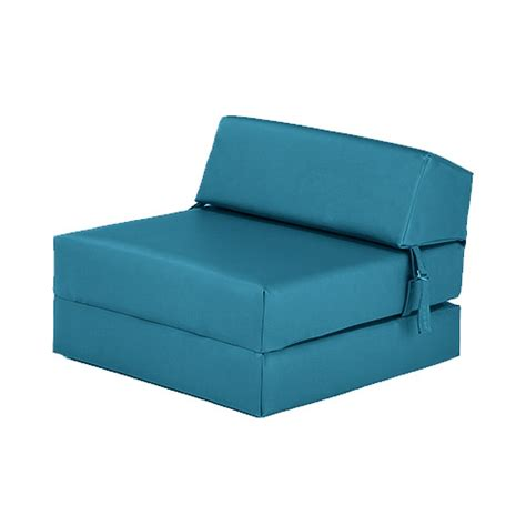 Fold Out Sofa Bed Faux Leather Fold Out Z Bed Single Futon Chair Bed Sofa Folding Mattress Ebay