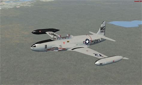 tmobile inflight us marines t 33b for fsx