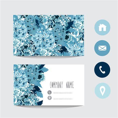 flower business card template illustrator business card icons business card icons dreaded business