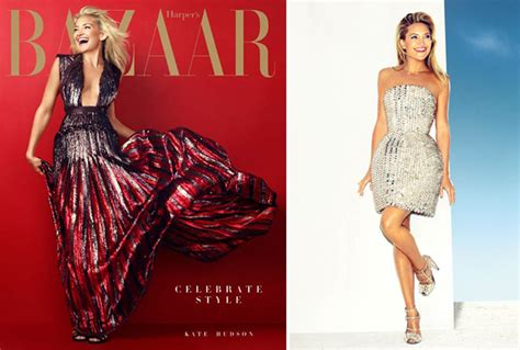 Kate Hudson Goes Great Gatsby For Harpers Bazaar by My Fashion