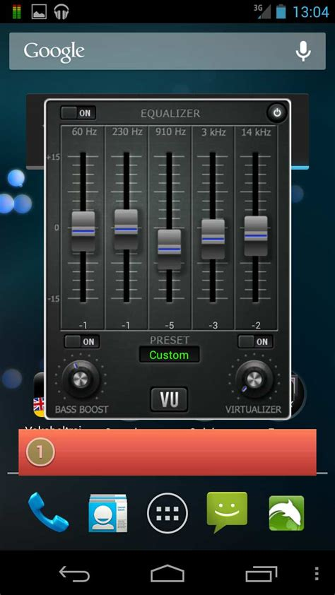 android equalizer volume eq egaliseur android tests android androidpit