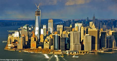 casa emisfero one world trade center a new york il grattacielo pi 249 alto