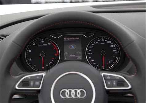 2013 Audi A3 Interior by 2013 Audi A3 Interior Revealed At Ces 2012