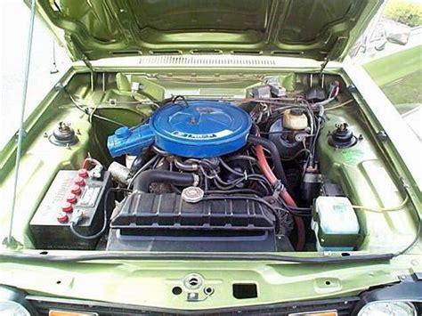 ford 2 8 v6 lincoln mercury engine