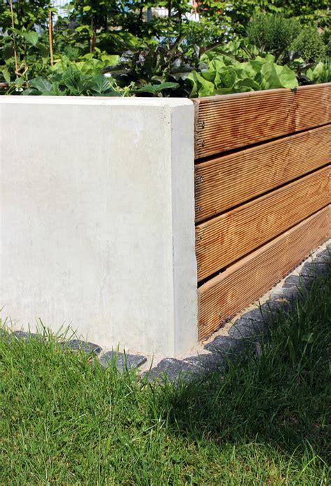 Hochbeet Selbst Bauen Holz by Hochbeet Planen Bauen Und Bepflanzen