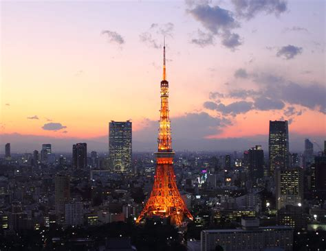 toyko one things you can do at tokyo tower in japan more than hub