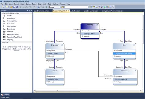 free uml modeling tools tangible t4 editor for vs2010 vs2012 vs2013 vs2015