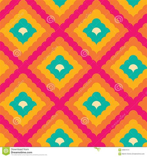 svg pattern overlapping vector modern seamless colorful geometry pattern