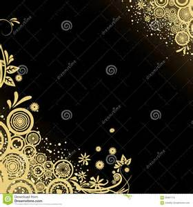 black and design gold and black background design clipartsgram com