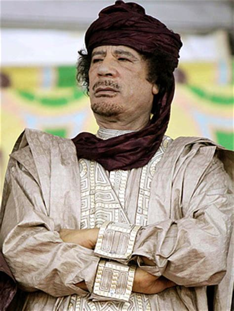 famous dictators reaction muammar gaddafi killed in libya with images