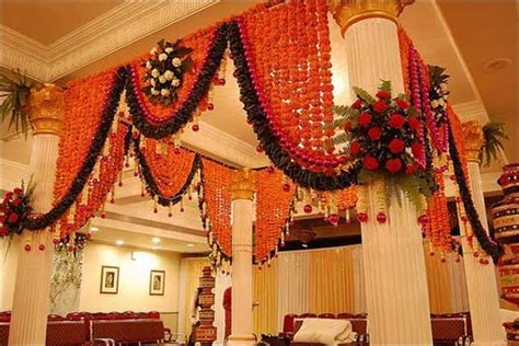 pillar decoration home wedding house decoration done right 15 ideas from quaint
