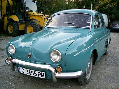 1959 renault dauphine 100 1959 renault dauphine renault 4cv cars news