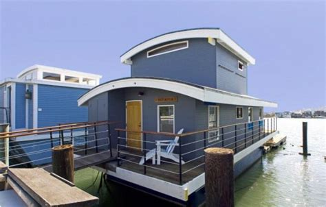 boats to live on for sale california i m on a boat sausalito houseboat on market for under 1