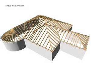 Roof Structure Bim In Architecture Education Archishots