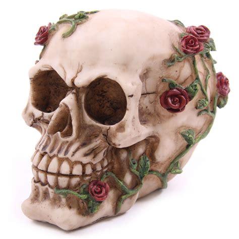 imagenes de calaveras rojas calavera con rosas