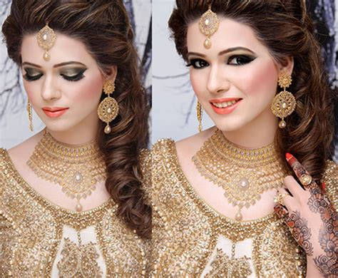 karachi party makup pic and hair style pic natasha bridal makeup charges 2018 party makeup charges