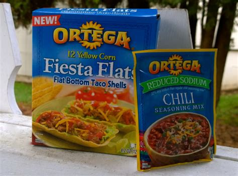 ortega taco boats game day weekend noshing crunchy veggie chili taco boats