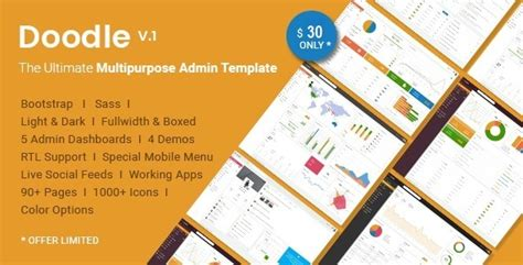 themeforest multipurpose html template themeforest doodle download the ultimate multipurpose