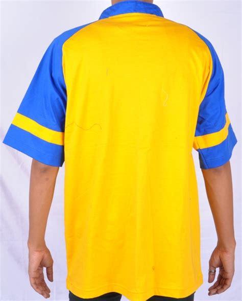 Kaos Saya kaos sport yellow cv andhara