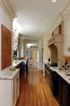 long narrow kitchen ideas 1000 images about kitchens on pinterest long narrow