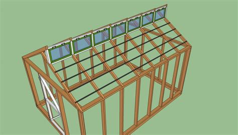 Free Greenhouse Plans Howtospecialist How To Build Mini Greenhouse Plans Free