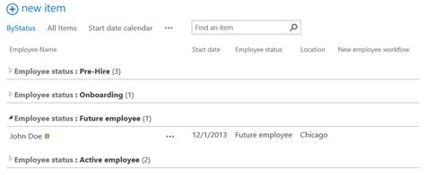Onboarding Employees Using Sharepoint Workflow Dmc Inc Sharepoint 2016 Workflow Templates