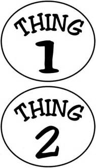 thing 1 template thing 1 thing 2 printables circles