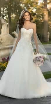 pretty dresses for a wedding stella york 2015 bridal collection the magazine