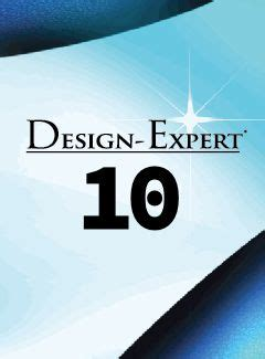 design expert software stat ease stat ease design expert 10 patch with crack full