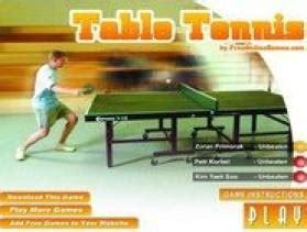 jeux de tennis de table gratuit table tennis jeux de tennis gratuit