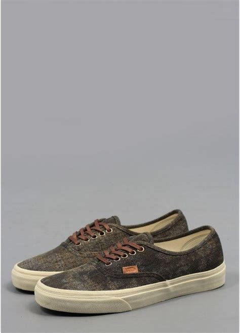 Vans California Stained Olive vans california authentic shoes stained olive triads