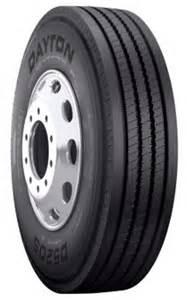 Semi Truck Tires Dayton Ohio 11r22 5 Dayton D520s Commercial Truck Tire 14 Ply