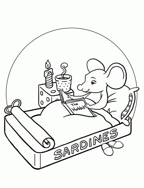 coloring pages of animals reading reading book coloring page coloring home