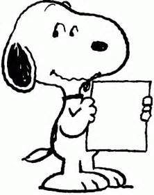 snoopy coloring pages kids colors pictures