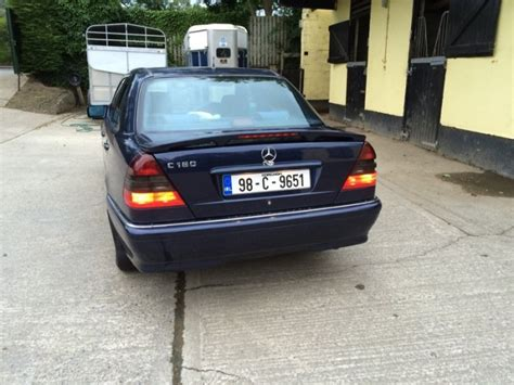 manual cars for sale 1998 mercedes benz c class instrument cluster 1998 mercedes benz c180 for sale for sale in bray wicklow from mycoupe1