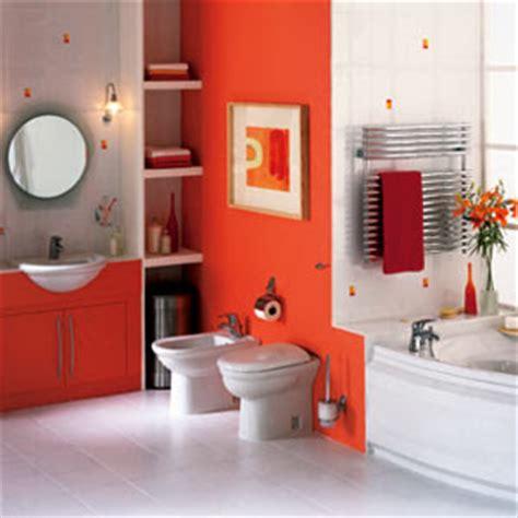 orange bathroom walls the sunny sunflower house bathroom