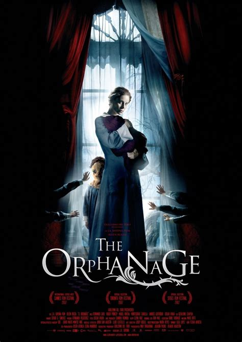 film orphanage the orphanage dvd release date april 22 2008