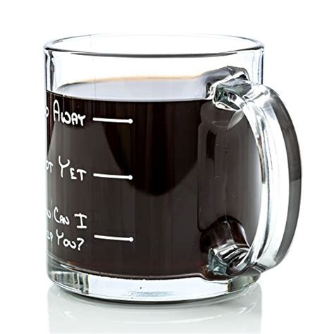 cool office gifts go away funny glass coffee mug unique novelty gift for