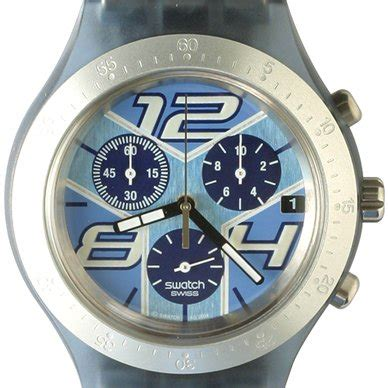 Swatch Ag 2004 montre swatch svcn4003ag snowstorm