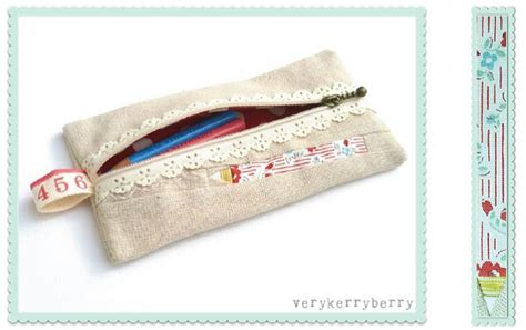 pattern sewing pencil case back to school basics a spoonful of sugar