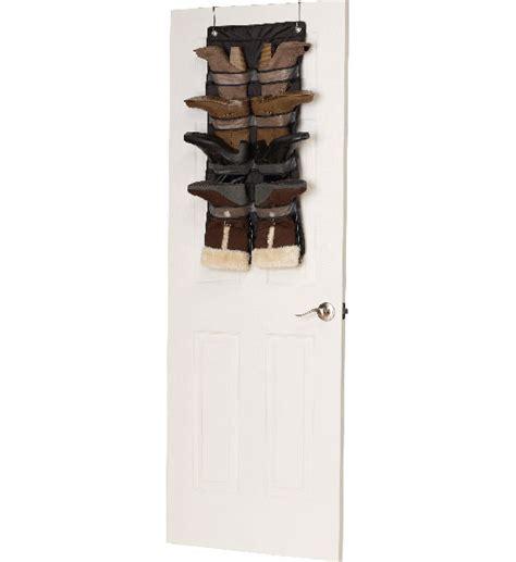 Door Boot Rack the door mix and match boot organizer in the door shoe racks