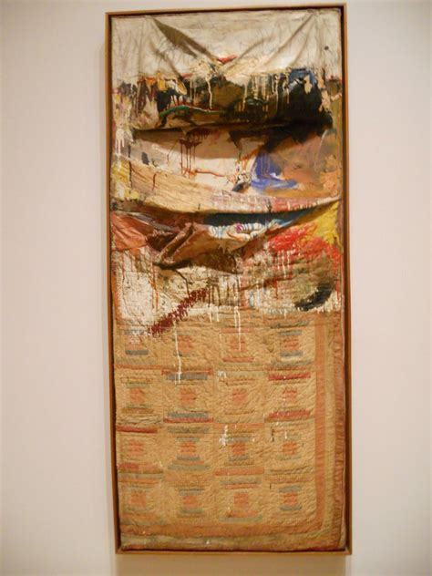 rauschenberg bed art since 1945 exam 1 art history 1210 with greenberg at