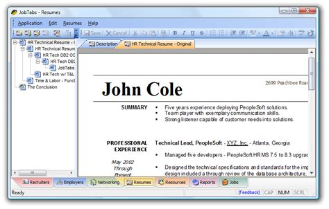 jobtabs search and resume page 3 of 29