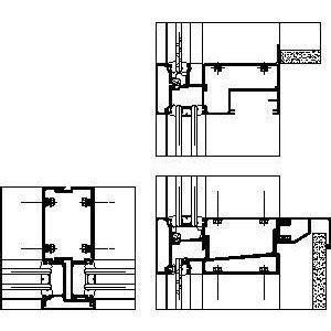 stack joint curtain wall unitized curtain wall cad details curtain menzilperde net