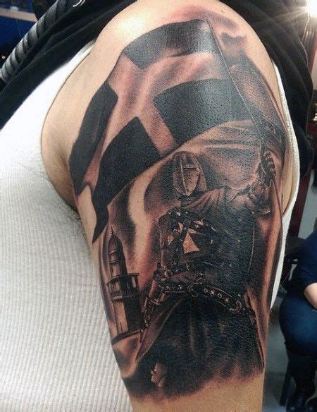 templar knight tattoo designs top 80 best designs for brave ideas