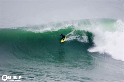 surfer matte guts at the cliffs of moher surfing ireland surf