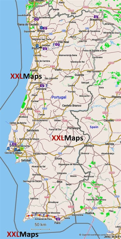 Search Portugal Portugal Mapa Threeblindants