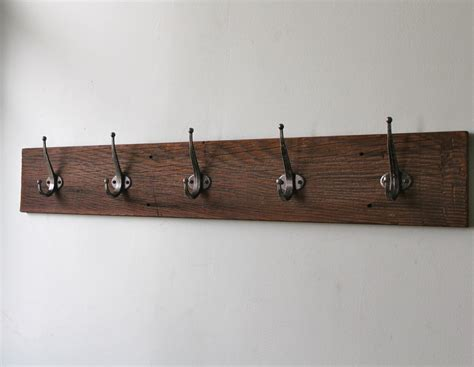 Mounted Coat Rack by Awesome Decorative Wall Mounted Coat Racks 10 Portraits Gallery Home Living Ideas
