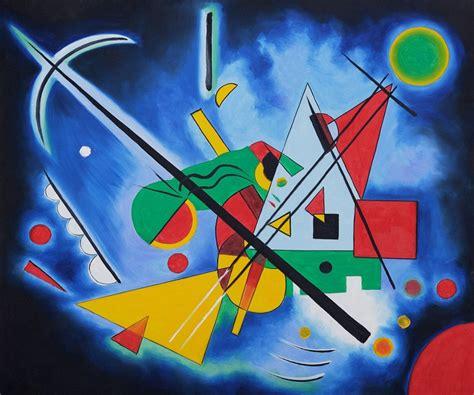 Figuras Geometricas Kandinsky | kandinsky arte e pensiero tutt art pittura
